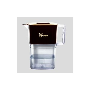 V−POT(ブイ・ポット) バナジウム整水器 浄水器 本体《バナジウム水、ミネラル水、アルカリ還元水、浄水器》 ※送料無料|rurian