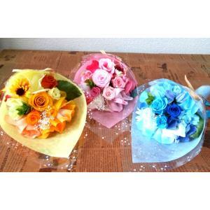 プチ花束 プリザーブドフラワー 誕生日 発表会 イベント プチギフト お礼 結婚式 卒業式 プレゼント