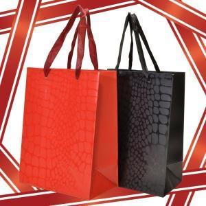 ラッピング 袋 紙袋 ケース 無地 ギフトボックス 手提げ紙袋 ペーパーバッグ ブライトバッグ ギフトバッグ ギフトラッピング ファンシーバッグ サイズ 中|rush-mall