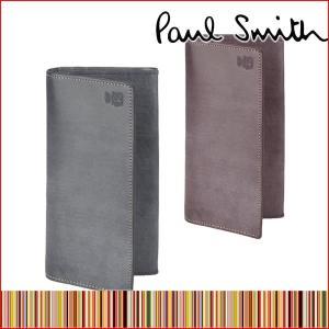 ポールスミス PaulSmith メンズ 二つ折り 長財布 ...
