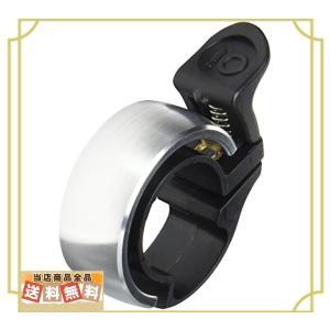 KNOG ノグ リング型自転車ベル Oi オイ スモール(内径22.2mm) ハンドルに馴染むスタイ...