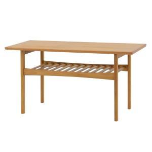 CHLOROSクロロス Foundation ソファテーブル 108cm【ソファテーブル リビングテーブル カフェ 北欧家具 デザイン チーク無垢材|ruskea