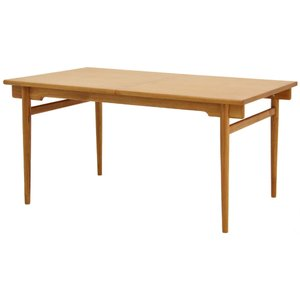 CHLOROSクロロス Foundation エクステンションダイニングテーブル 150cm【ダイニングテーブル エクステンション 拡張 幅150cm|ruskea