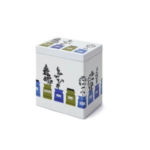 almedahlsアルメダールス 紅茶缶 ハーブポット【北欧雑貨 キッチン雑貨 ブリキ収納缶 小物入れ】|ruskea