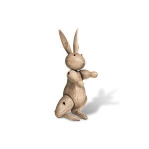 KAY BOJESEN DENMARK カイ・ボイスン デンマーク ウサギ【北欧雑貨 木製オブジェ ラビット 動物 置物 子供 ギフト プレゼント】 ruskea