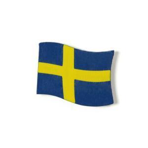 Larssons Traラッセントレー マグネット スウェーデン国旗【北欧雑貨 インテリア】|ruskea