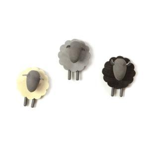 Larssons Traラッセントレー マグネット 羊【北欧雑貨 インテリア スウェーデン】|ruskea