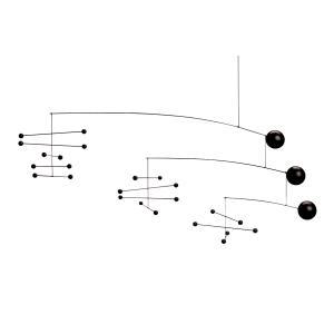 FLENSTED mobilesフレンステッドモビール 北欧デンマークモビール Symphony in 3 Movements シンフォニー交響曲【北|ruskea