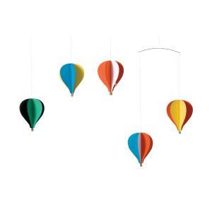 FLENSTED mobilesフレンステッドモビール 北欧デンマークモビール Balloon Mobile 5 バルーン気球【北欧雑貨 インテリア|ruskea