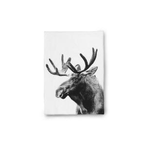 by nord ベッドリネン/掛け布団カバー シングルサイズ(140×200cm) Moose【北欧雑貨 デンマークブランド モダン コットン おしゃ|ruskea