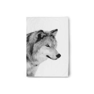 by nord ベッドリネン/掛け布団カバー ダブルサイズ(200×200cm) Wolf【北欧雑貨 デンマークブランド モダン コットン おしゃれ|ruskea