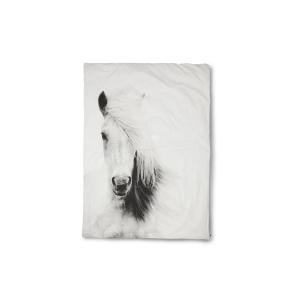 by nord ベッドリネン/掛け布団カバー シングルサイズ(140×200cm) Horse【北欧雑貨 デンマークブランド モダン コットン おしゃ|ruskea