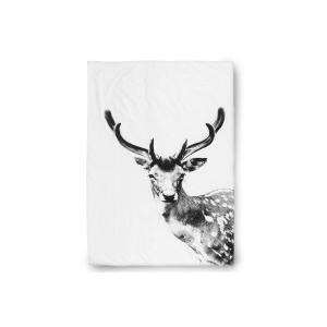 by nord ベッドリネン/掛け布団カバー ダブルサイズ(200×200cm) Deer【北欧雑貨 デンマークブランド モダン コットン おしゃれ|ruskea