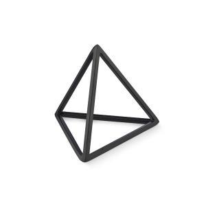 H. Skjalm Pホースキャルムピー アイアンオーナメント ピラミッド型 高さ12cm【北欧雑貨 小物 置物 インテリア 陶磁器 おしゃれ リビン|ruskea