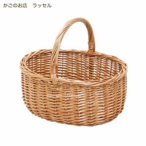 かご バスケット かわいい柳のバスケット 籠 柳かご 収納かご ハロウィン お菓子入れ 送料無料 か...