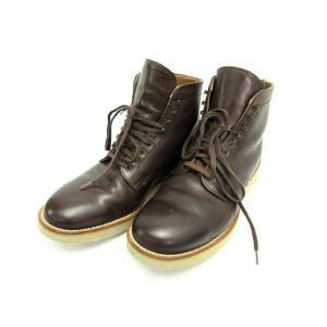ALDEN オールデン 4586 レザーワークブーツ 約26cm 中古 送料無料