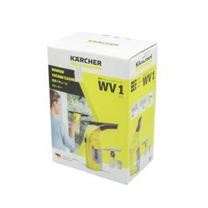 未使用品 KARCHER ケルヒャー 窓用バキュームクリーナー WV1プラス 中古