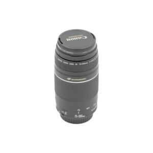 CANON/キヤノン ズームレンズ ULTRASONIC EF 75-300mm F4-5.6 II...