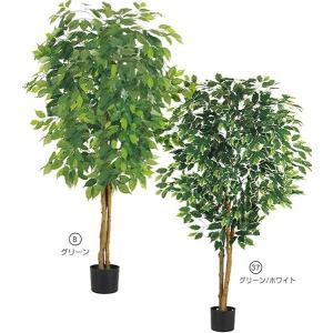 人工観葉植物 150cm フィカスツリー(ナチュラルトランク) 造花 [LETR7633]|ryoccadou
