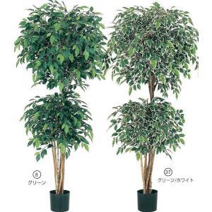 人工観葉植物 150cm フィカスダブルレイヤーツリー(ナチュラルトランク) [LETR7572]|ryoccadou