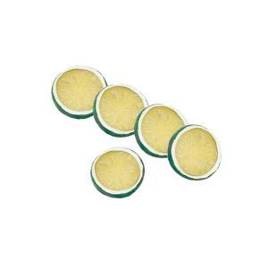 店舗装飾 50mm ライムスライス(5個) 食品サンプル フルーツ[DIFV7962]|ryoccadou