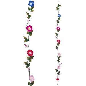 【 サイズ 】全長180cm 花径8cm つぼみ径5cm 葉径7〜8cm 【 素 材 】ポリエステル...
