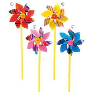 店舗装飾 12cm径 パイプ風車 和用材 装飾デコレーション DEDE7975|ryoccadou