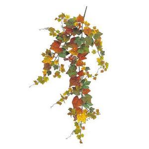 オータム リーフ 造花 グレープバイン(181/実付き)人工観葉植物[LEVI5165]|ryoccadou