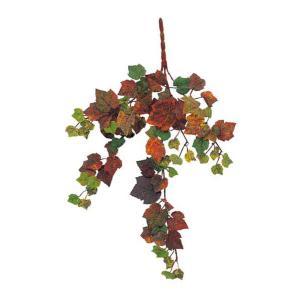 オータム リーフ 造花 グレープバイン(80) フラワー 人工観葉植物[LEVI5419]|ryoccadou