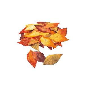 オータム リーフ 落葉 ブナリーフ(50枚入り)造花 フラワー[LEPT5120]|ryoccadou