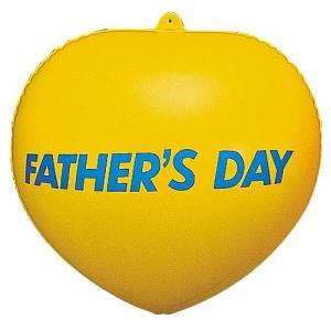 父の日 35cm エアハート  FATHER'S DAY 飾り デコレーション[DEDE3479]|ryoccadou