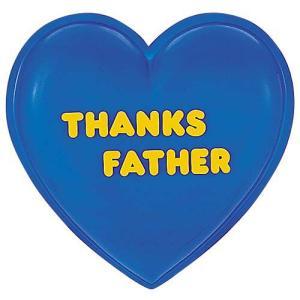 父の日 40cmサンクスファザーハート(片面)FATHER'S DAY[DEDE3858]|ryoccadou