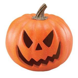 ハロウィン装飾 HALLOWEEN 20cm ジャックオウランタンかぼちゃ[DIMI51027]|ryoccadou