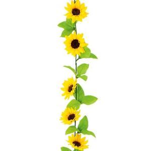 【 サイズ 】全長180cm、花径8cm、葉径6cm 【 素 材 】ポリエステル