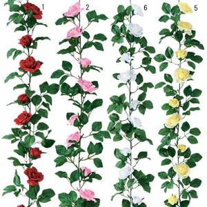 【 サイズ 】全長180cm、花径4〜7cm、葉径5cm 【 素 材 】ポリエステル 【 カラー 】...