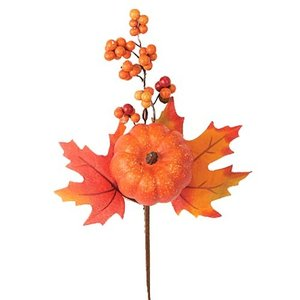 ハロウィン装飾 HALLOWEEN パンプキンベリーピック  かぼちゃ[LEPC5553]|ryoccadou