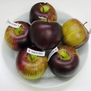 80mm アップル 食品サンプル フルーツ 果物[sale-apple]|ryoccadou