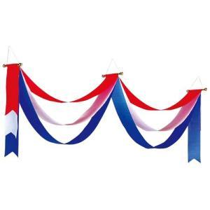 イベント装飾 のぼり ペナント 150cm サテンウェーブペナント パーティ[SPFL7035]|ryoccadou