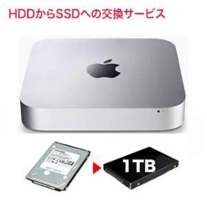 ※ Apple Mac mini 2014 / 2012 / 2011 の内蔵HDD(ハードディスク...