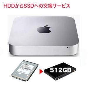 ※ Apple Mac mini 2014 / 2012 の内蔵HDD(ハードディスク)を     ...
