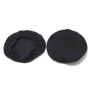 wuernine 8-10cm ヘッドホンカバー 伸縮性良い イヤーパッド劣化防止 sony MDR...