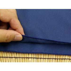 業務用 旅館浴衣帯 アムンゼン帯 紺 幅広長めタイプ ryokan-yukata 05