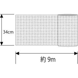 日本製 伝統柄手ぬぐい 青豆絞り柄 機械捺染 業務用・イベント用 1反|ryokan-yukata|02
