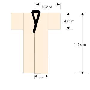 日本製 綿入れ丹前 帯付き 男性用 紺格子柄|ryokan-yukata|02