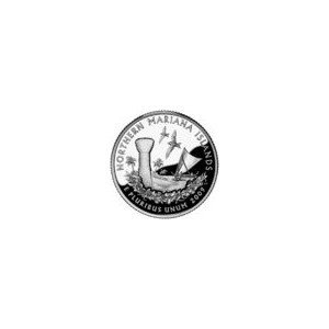 466/50state25CENTS 2009P Northern Mariana Islands/...
