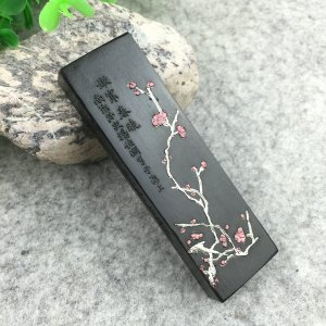 純松煙墨 3.0丁型 固形墨|ryokufuu