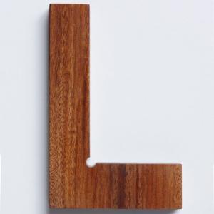 印矩 紅木製 L字|ryokufuu