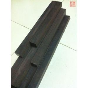 篆刻用 印材 黒檀木 木製印 30-2-2cm|ryokufuu