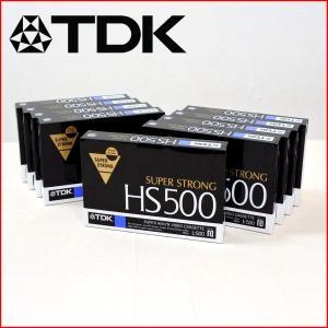 未開封 TDK ベータ ビデオテープ HS500 L-500SSHS 9本セット|ryoshin-online-shop