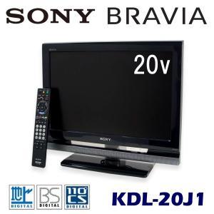 中古 液晶テレビ 20V型 ソニー ブラビア KDL-20J1 2008年製|ryoshin-online-shop